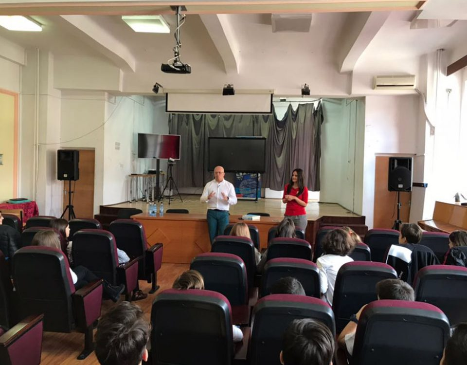 colegiul mihai eminescu - poveste de bucuresti