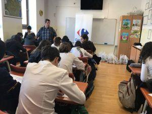 scoala pia bratianu - poveste de bucuresti